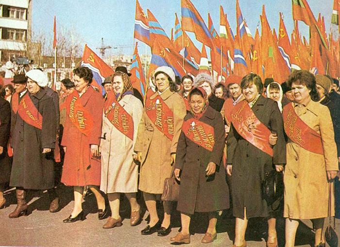 История празднования 1 мая | СССР