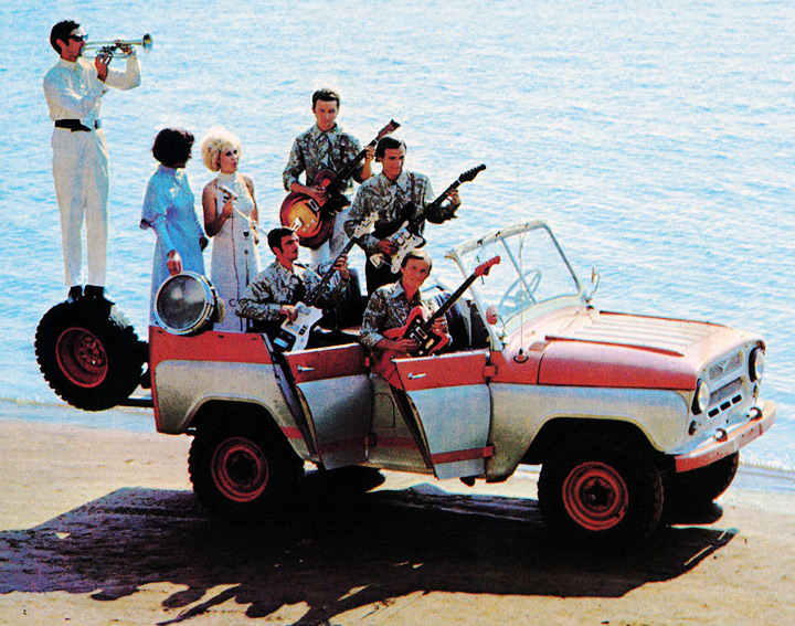 Легенды советского автопрома