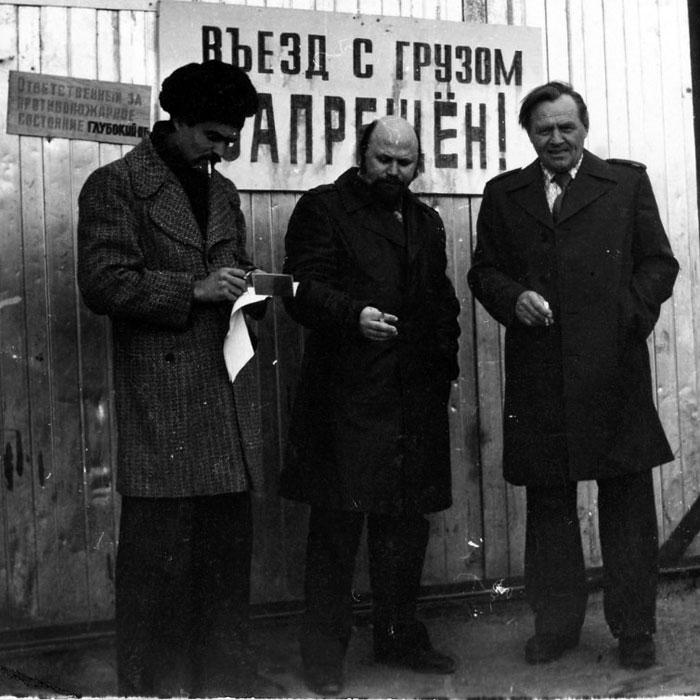 Шариков Владислав Иванович, автобаза №2 Бамтоннельстроя, Северомуйск