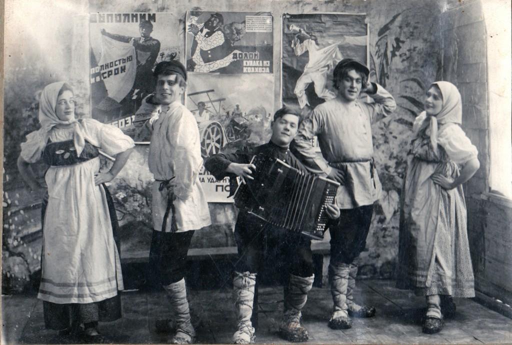 агитбригады в СССР