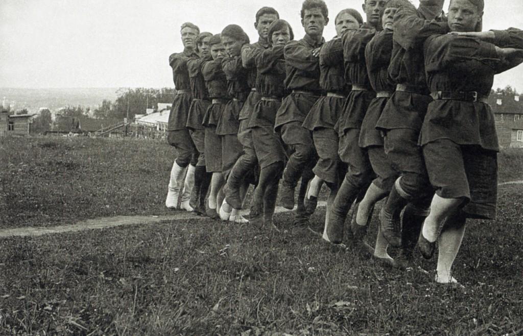 агитбригада в СССР
