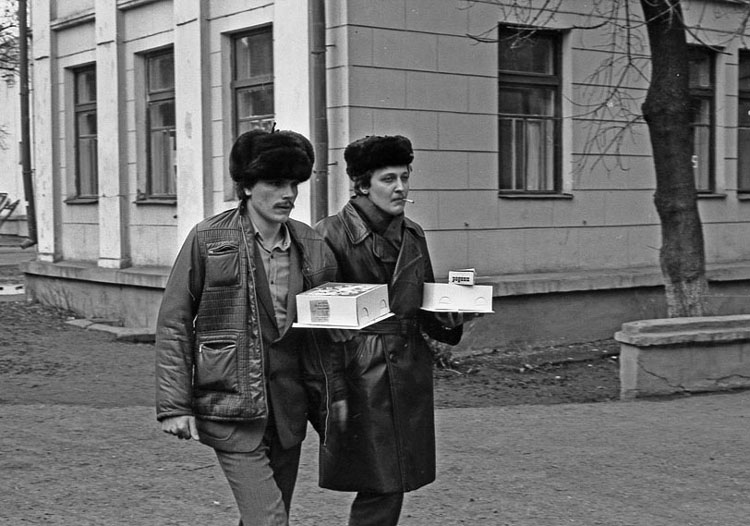 торт в СССР, советские торты, торт в Советском Союзе